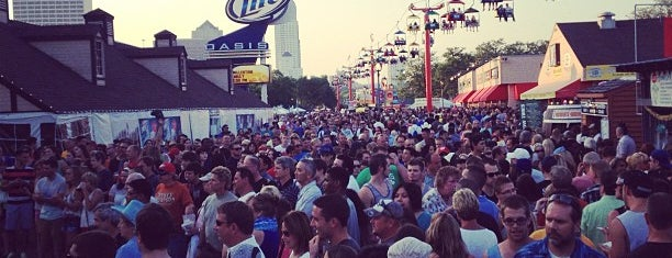 Summerfest 2013 is one of places.