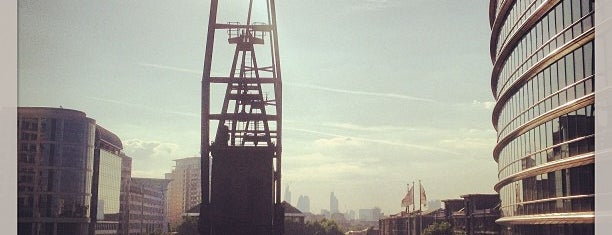 West India Quay Marina is one of Guide To London's Best Spot's.