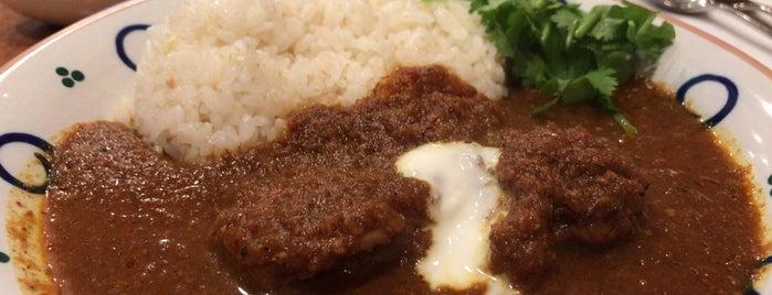 ヤーマ・カーマ is one of 辛うま.