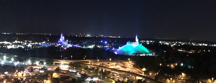California Grill Observation Deck is one of Orlando.