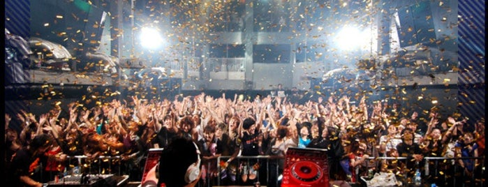 WOMB is one of Tokyo.