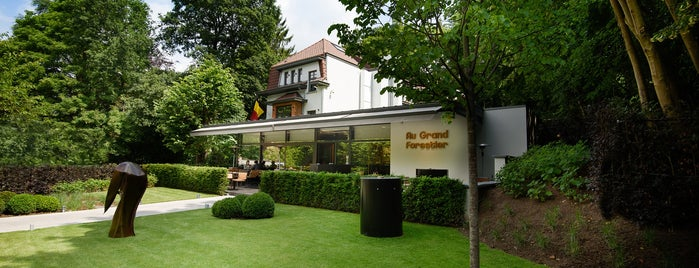 Au Grand Forestier is one of My Personal Shortlist of Restaurants.