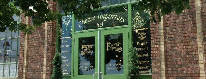 Cheese Importers is one of Denver Cheesecation.