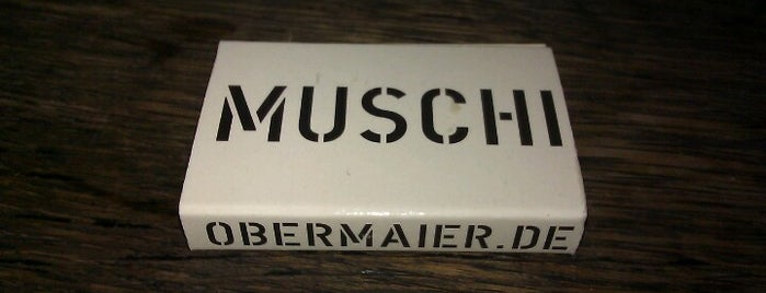 Muschi Obermaier is one of Berlin.