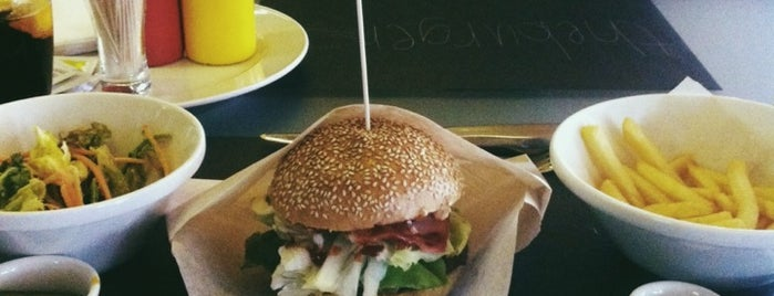The Burger is one of Kiev.