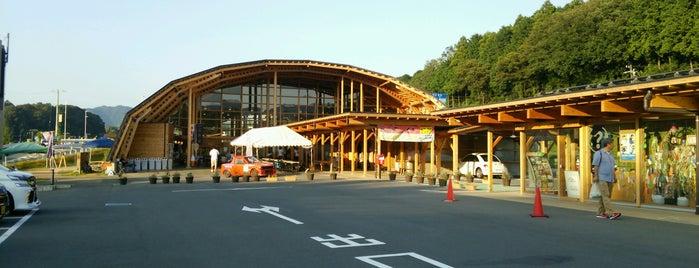 道の駅 もっくる新城 is one of 行きたい(飲食店).