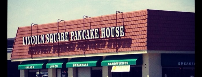 Lincoln Square Pancake House is one of The 15 Best Places with Good Service in Indianapolis.