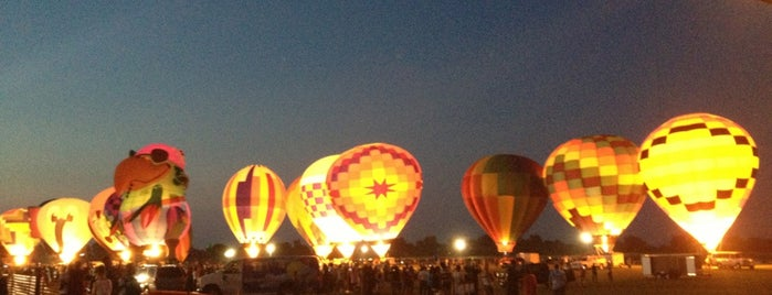 Lincoln Art & Balloon Festival - at Downtown is one of Lincoln 1.