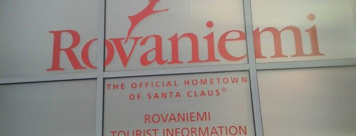 Rovaniemi Tourist Information is one of Rovaniemi in 5 days!.