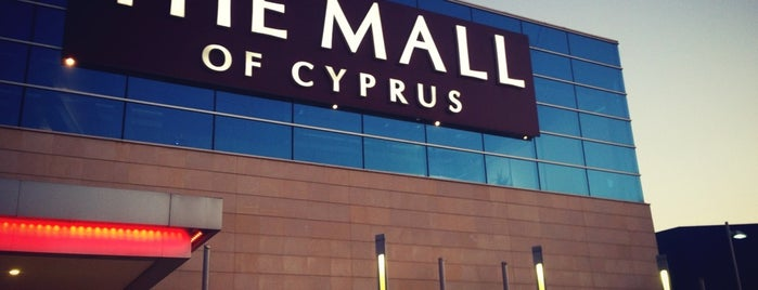Mall of Cyprus is one of Nicosia Baby.