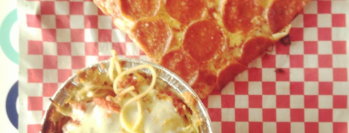 Pizza by the Sea is one of The Best of the North Florida Gulf Coast.