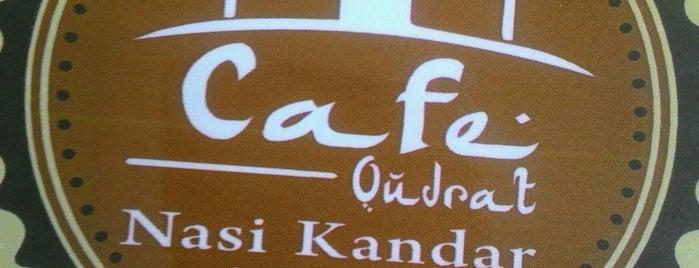 Nasi Kandar Qudrat is one of Makan @ KL #1.