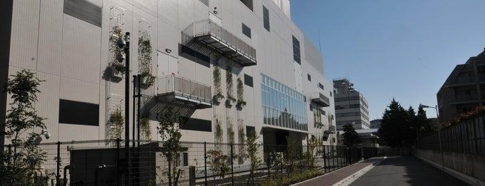 新日鉄 第5データセンター is one of IDC JP.