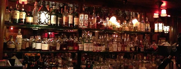 The Boiler Room Bar is one of McMenamin's.
