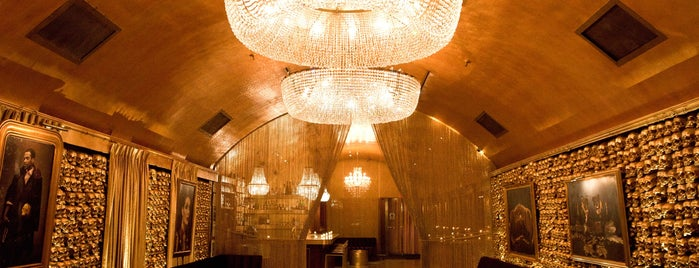 GoldBar is one of Bars and speakeasies.