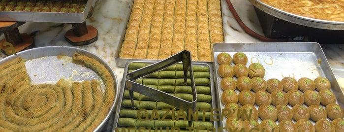 Kafadaroğlu Baklava & Börekleri is one of Istanbul Sweets | Cafe.