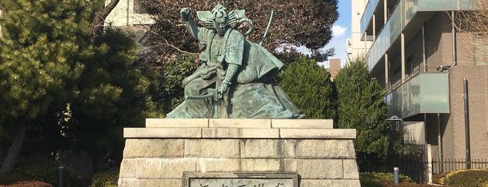 東京銅像MAP