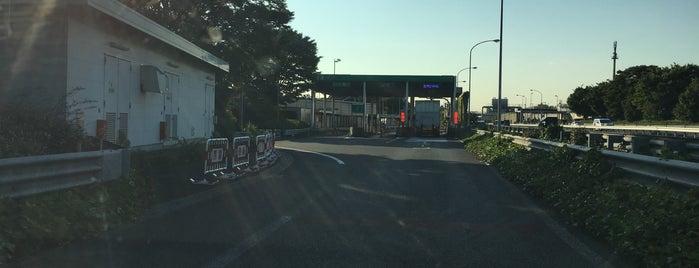 浦和IC (仙台方面出入口) is one of 高速道路.