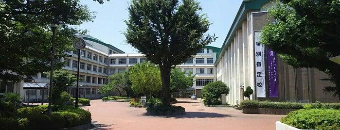 東京都立 文京高等学校 is one of 都立学校.