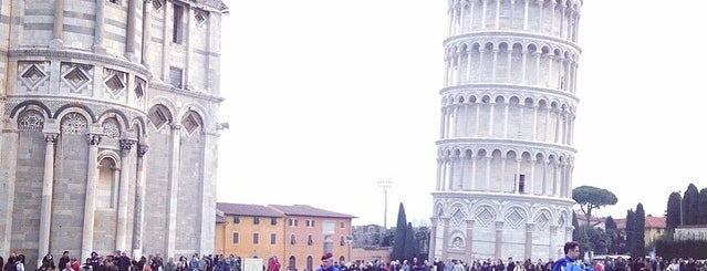 จัตุรัสดูโอโมแห่งปิซา is one of Pisa.