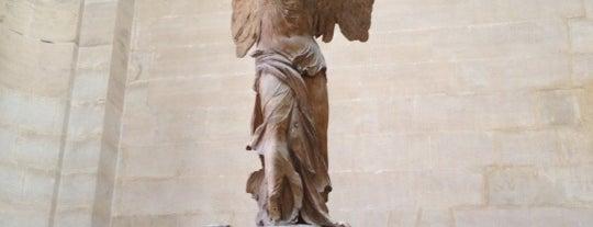 The Louvre is one of O Melhor do Mundo.