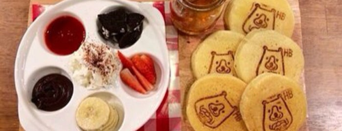 Hungry Bear is one of Cafe&Bakery.