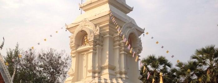 พระธาตุหล้าหนอง is one of Holy Places in Thailand that I've checked in!!.