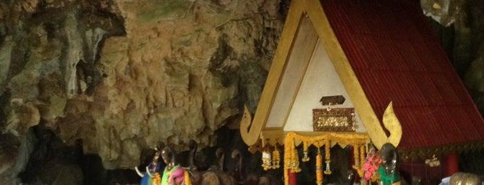 วัดถ้ำพุงช้าง is one of Holy Places in Thailand that I've checked in!!.