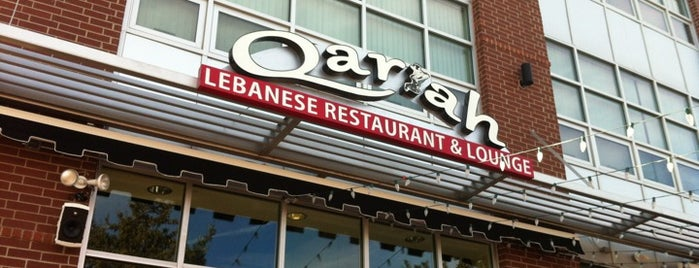 Qariah Lebanese Resturant & Lounge is one of Top Food Picks In DFW.