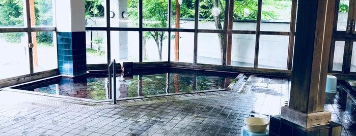 西山温泉 せいざん荘 is one of wanna go.