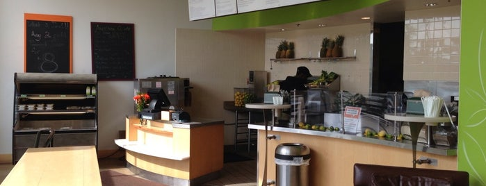 Peeled is one of Vegan eats in Chi!.