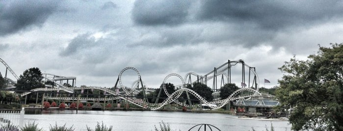 Heide-Park Resort is one of Region Hannover.