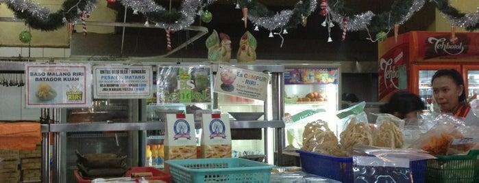 Batagor Riri is one of Bandung Kuliner.