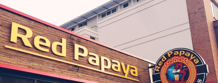 Red Papaya is one of Seattle.