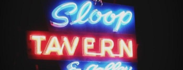 Sloop Tavern is one of Seattle.