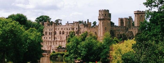 Уорикский замок is one of Coventry.