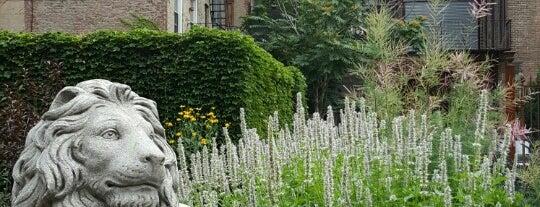 Elizabeth Street Garden is one of The 15 Best Sculpture Gardens in New York City.