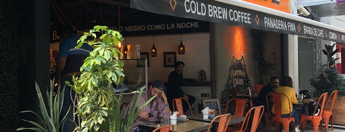 BOICOT Café is one of Condesa-Roma.