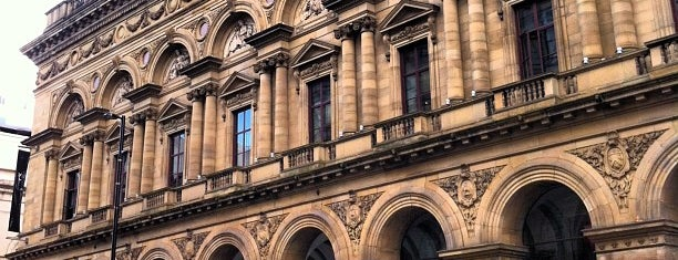 Radisson Blu Edwardian is one of Places to eat in Manchester.