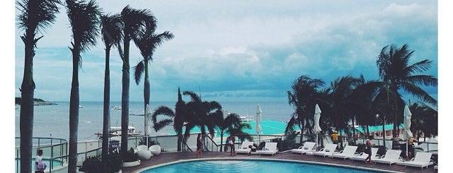 Hilton Cebu Resort  & Spa is one of shhh.