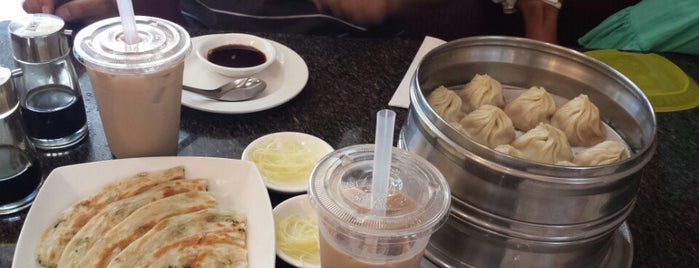 Fortune Dumpling is one of QQ must eat.