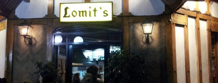 Lomit's is one of domingo.