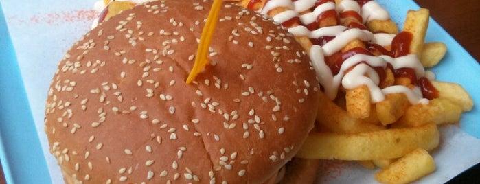 BurgerVille is one of Burger in Berlin.