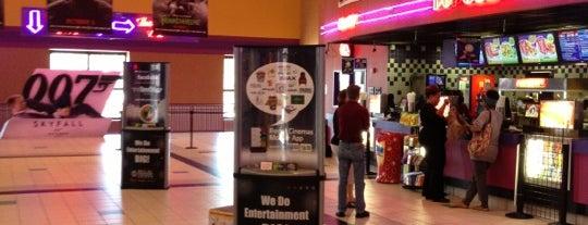 Regal Cinemas Green Hills 16 is one of ck-in.