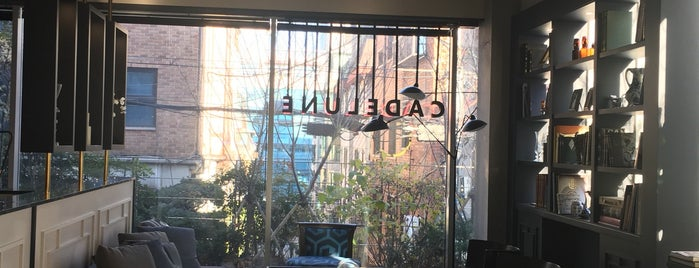 CADELUNE is one of Cafes in Seoul.
