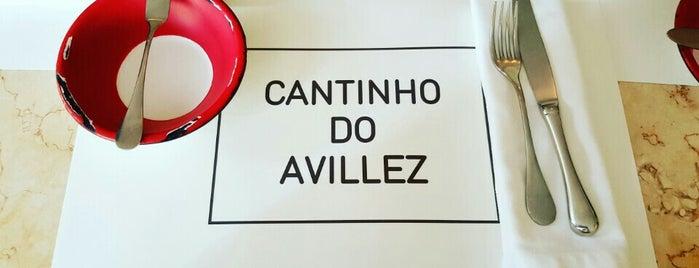 Cantinho do Avillez is one of Food & Fun - Lisboa.