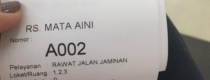 RS Mata AINI is one of It's a Boy! & It's a Girl! Badge.