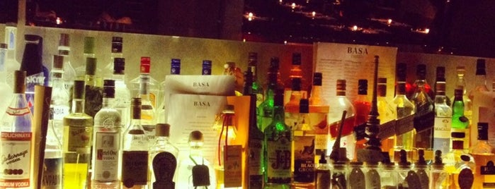 BASA - Basement Bar & Restaurant is one of Bue: Geral.