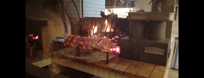 Fuego restaurante is one of madrid. Beber y comer.