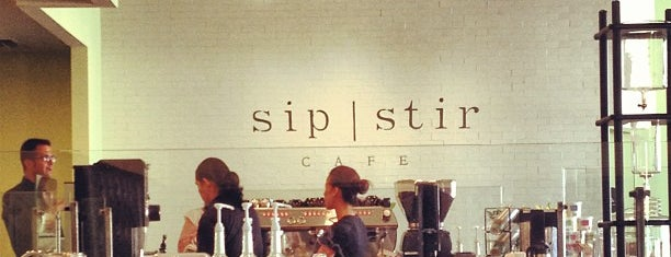 Sip Stir Cafe is one of Dallas Foodie.